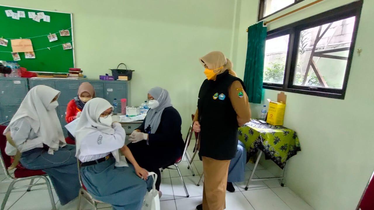 Vaksinasi Merdeka Dosis Ke-2