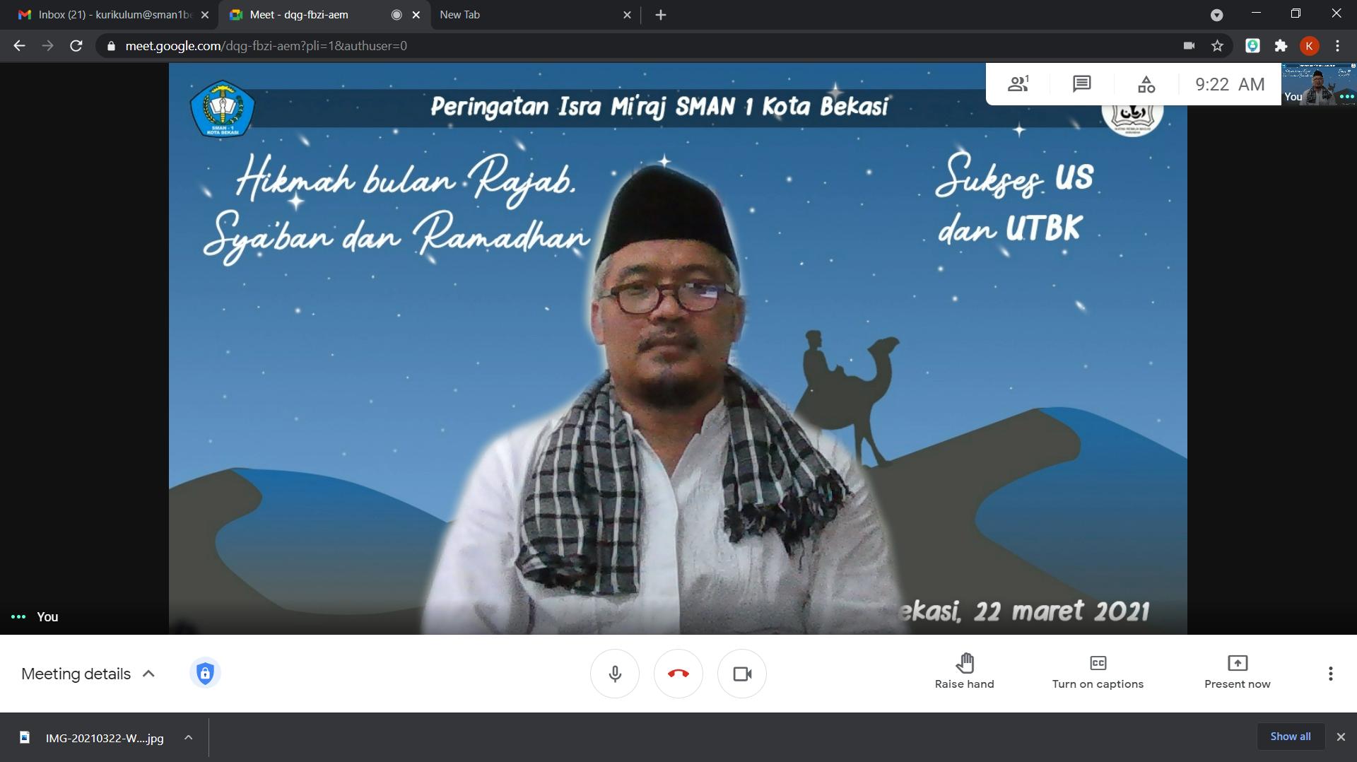 Peringatan Hari Besar Agama Islam